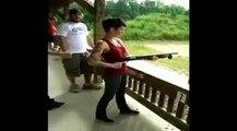 Funny! Women Take Joe Bidens Buy a Shotgun! Advice _ Funny Compilation _ The Best