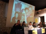 Refugies Ecologiques : débat au Point de Bascule en 2008 Première Partie