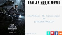 John williams - the raptors appear jurassic world reald 3d music