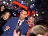 Mike Strutter on red carpet celebrities