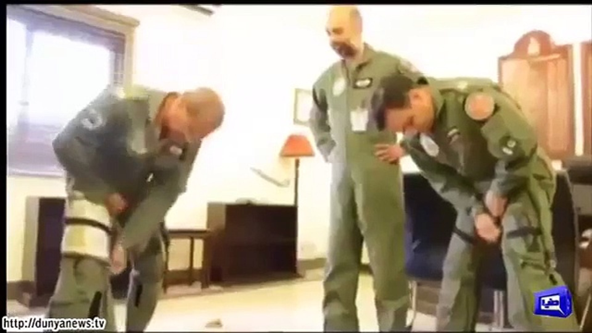 Pakistan Air Force Chief Leading the Air Strikes in Operation Zarb-e-Azb