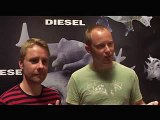 Diesel Hologram Fashion Show
