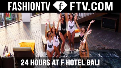 24 Hours of Luxury Lifestyle at F Hotel Bali | FTV.com