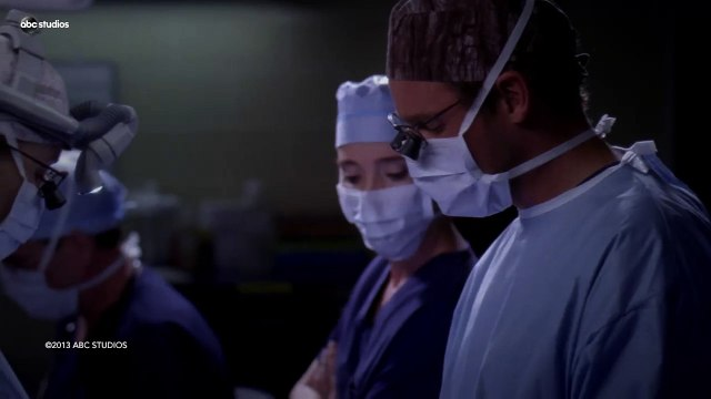 Greys Anatomy - Was tun nach dem ONS?