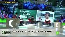 Íñigo Errejón responde a Pedro Sánchez y le ridiculiza