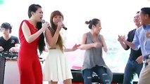 Hát Đám Cưới  - 3 cô gái xinh đẹp quẩy cực xung trong đám cưới, lên là lên luôn