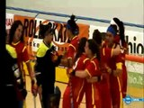 Championnat d'Europe Dames Rink Hockey 2015 à Matera : Espagne - France