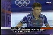 Scott Davis - 1996 U.S. Figure Skating Championships, Men's Short Program