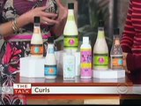 """CBS' """"The Talk"""" features CURLS Natural Hair Care Products"""