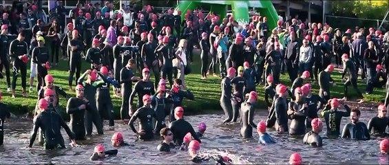 Triathlon de Gérardmer 2014 Highlights