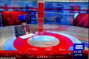 DUNYA Kamran Khan Kay Saath with MQM Barrister Muhammad Ali Saif (31 August 2015)