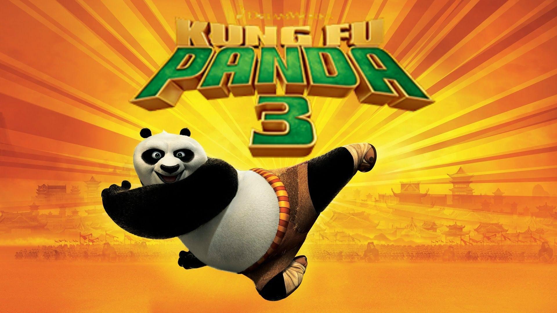 Watch Kung Fu Panda 3 Full Movie