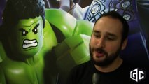 LEGO Marvel Avengers follows both the films and comics