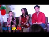Part 1 Stars Versus Me Presscon with Manolo Pedrosa and Maris Racal