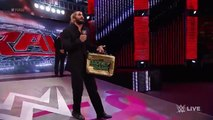 Dean Ambrose Vs Seth Rollins Raw