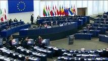 UKIP MEP William Dartmouth raises Gibraltar issue with Spanish MEP