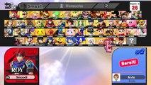 ROY, LUCAS und RYU ! NEUE CHARAKTERE!! - SUPER SMASH BROS. Wii U - #8   Smoodi