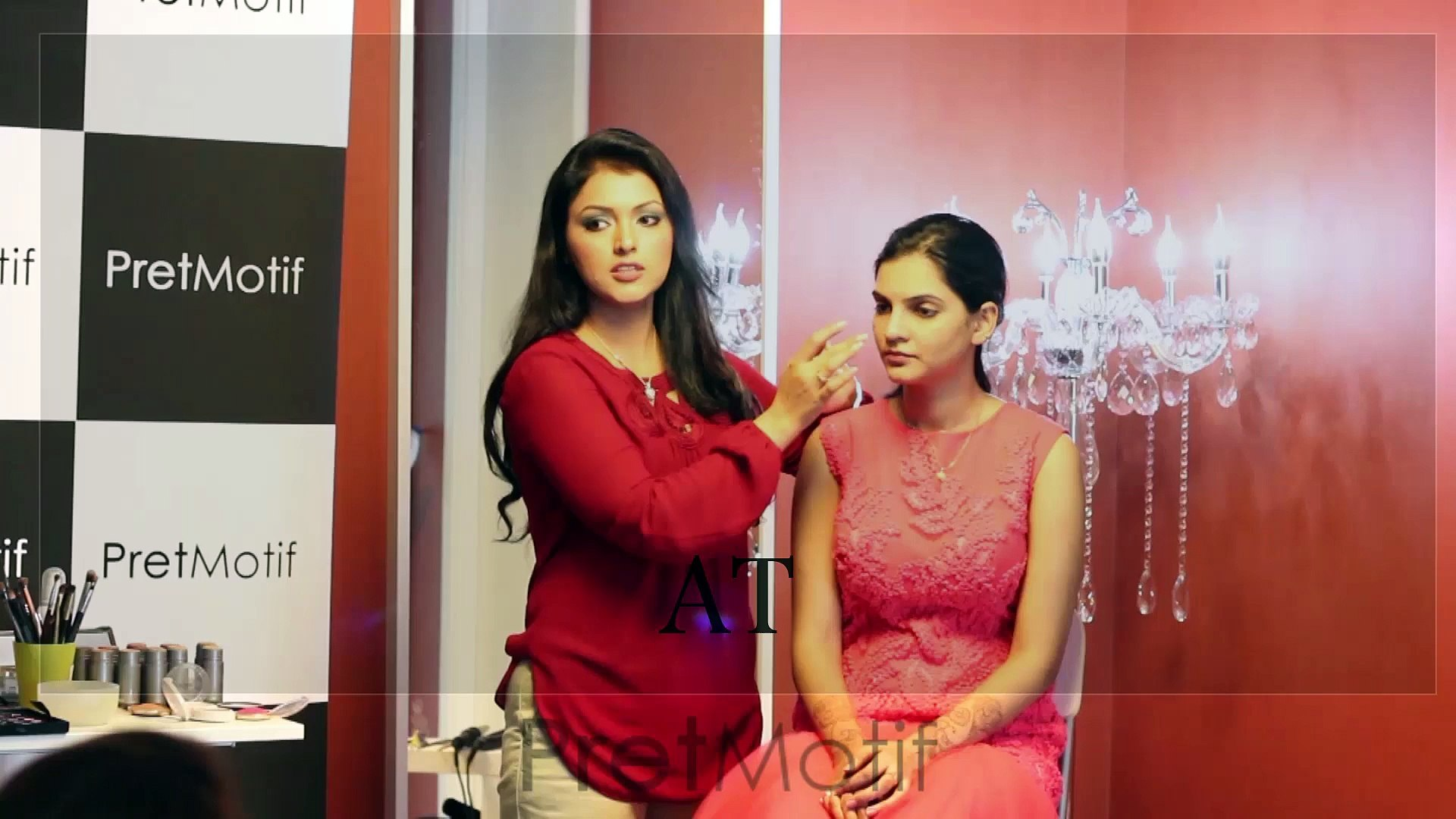 Makeup Workshop at PretMotif by Sady Makeup Artist and Hair Stylist