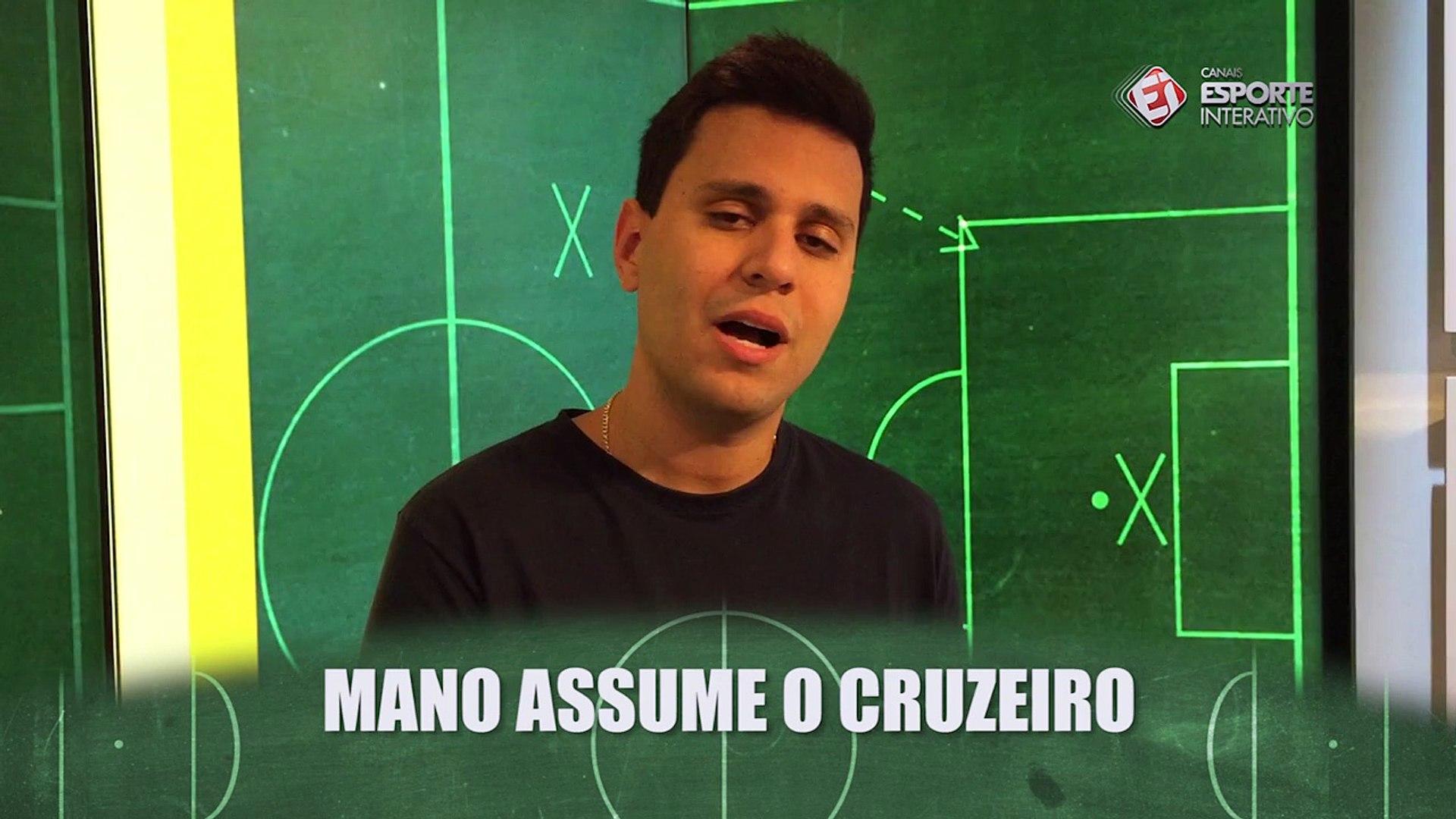Fernando Campos analisa a contratação de Mano Menezes pelo Cruzeiro