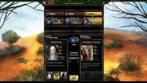 Game of Thrones New Strategy RPG PC Gameplay