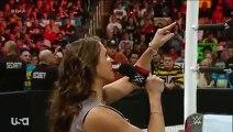 Stephanie McMahon Promo Huge Tits Fat Ass WWE Monday Night Raw 2015.03.09