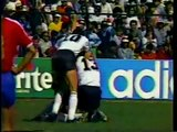 Chile v Germany FR 23 OCT 1987 World Youth Semi-Finals