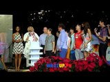 Araneta Center Christmas Tree Lighting 2014 with Kapamilya Stars Vice Ganda James Reed Part 1