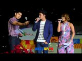 James Reid at the Araneta Center Christmas Tree Lighting 2014 Part 2