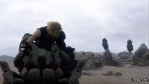 Final Fantasy VII Advent Children ~ Battle Music Changed