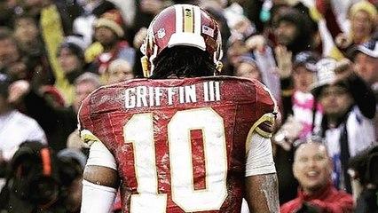 Robert Griffin III Likes Instagram Post Dissing Redskins, Blames Intern