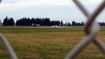 F22 Raptor Take Off - Abbotsford Airshow 2015