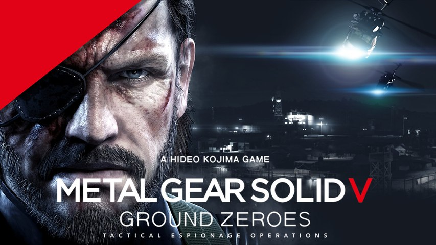 Metal Gear Solid V : GZ - Cassettes - Briefing