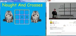 How my Tic Tac Toe game beat the King of Tic Tac Toe