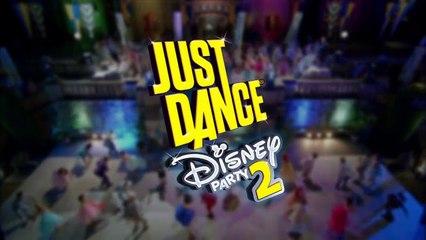 Trailer de Lancement de Just Dance : Disney Party 2