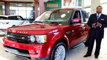 2013 Land Rover Range Rover Sport | 2013 Range Rover Sport | New Range Rover Sport