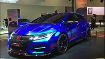 HD ✩ Honda News #81 2015 CIVIC TYPE R • 2015 HONDA CR•V TOURING • NEW HONDA CIVIC SPORT