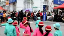 Uptown Funk street dance by Little 5678 during Move the Street 2015