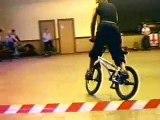 kunstform?! bmx shop | seppl old footage - 720 flip