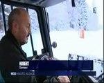 France 3 alsace au Lac Blanc décembre 2009