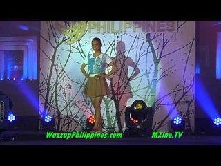 Ms Teen Earth 2014 presentation to the press part 2