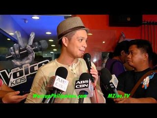 The Voice Kids Grand Presscon with Bamboo