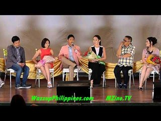Maybe this time with Sarah Geronimo and Coco Martin Presscon Part 6