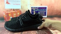 "Authentic Adidas Yeezy 350 Boost Low ""Pirate Black"" Review"