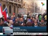 Chile: mapuches exigen reunión con ministro del Interior
