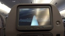 Emirates Airbus A380 Hard Landing with Crosswinds. Sydney Airport 09FEB13