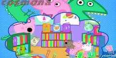 Camping Holiday The Camper Van, 3x2 The Library, Peppa Pig Episode Camping Holiday The Camper Va