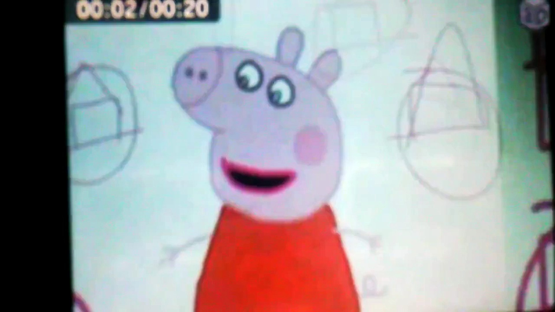 Peppa Pig Has A Funny Face And Got So Many Deals (HD Version)