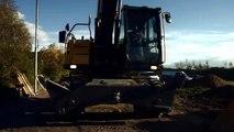 Volvo Construction Equipment C Series Diggers Excavators