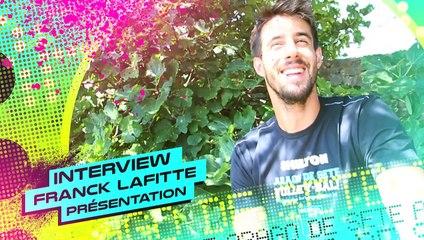 2015-2016 - Interview Franck Lafitte
