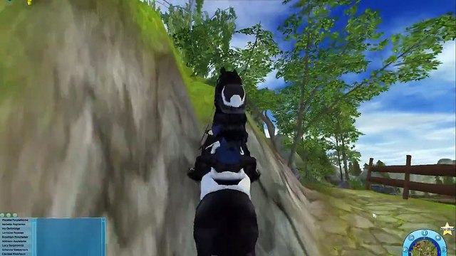 Star Stable Online- Training WildPrince :)!